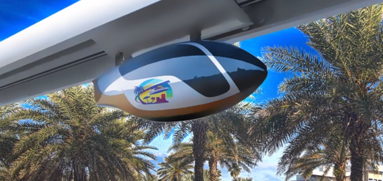 Clearwater, FL eyes aerial transit system