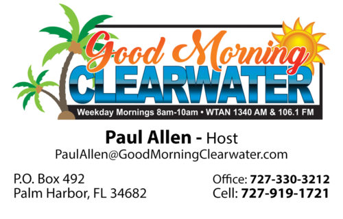 Good Morning Clearwater Ad Rates