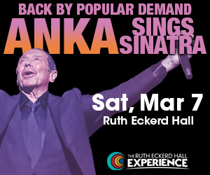 Sat, Mar 7 at 8:00 PM @ Ruth Eckerd Hall