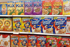 BREAKFAST CEREALS … BIG BUSINESS & YUMMY!