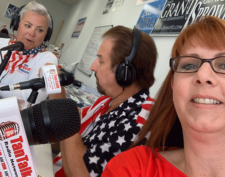 Good Morning Clearwater Broadcasts LIVE from the Upper Pinellas Republican Office